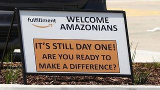 Amazon warehouse culture like