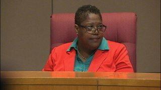 Charlotte city councilwoman won