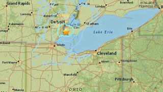 3.6 magnitude earthquake rattles Detroit and parts of Canada