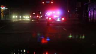 Man intentionally ran mother, 80, off road, deputies say