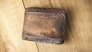 Wallet Lost Behind Lockers Found 46 Years Later