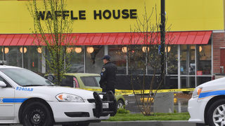 Waffle House shooting: 4 dead after nude gunman opens fire in Tennessee; victims identified