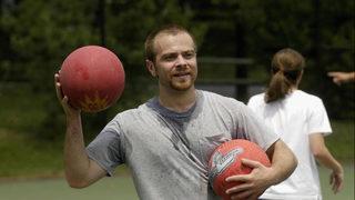 Dodgeball tournament raises money to fight leukemia