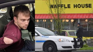 Waffle House shooting: Man accused of killing 4 in Tennessee arrested