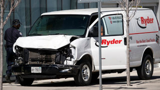 Motive elusive after van driver kills 10 along Toronto sidewalk