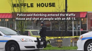 Waffle House shooting: How police captured Travis Reinking