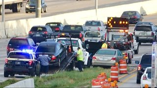 Steel rods to blame for flat tires to 30 cars on Florida highway