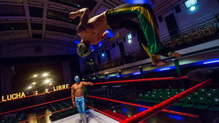 Son of Dusty Rhodes carves out his own American dream in pro wrestling