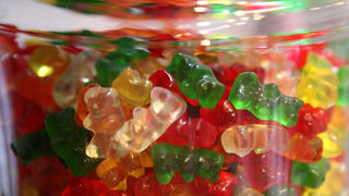 Candy company introduces gummy beers