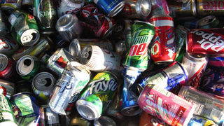Truckload of cans and bottles meant for fundraiser stolen