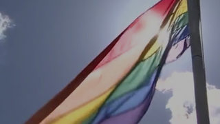 Florida woman says HOA member told her to remove rainbow flag
