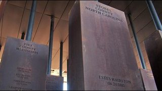 First U.S. memorial to 4,400 victims of lynchings across the South opens in Alabama
