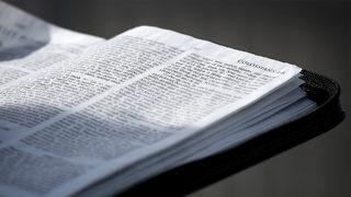 GQ magazine calls Bible
