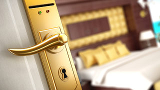 Guests use Bluetooth technology at Disney hotel to enter rooms