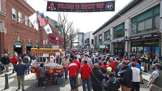 Boston city officials vote to change Yawkey Way back to Jersey Street