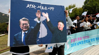 Historic summit between North and South Korea focuses on denuclearization