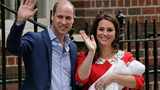 Royal Family Welcomes Prince Louis Arthur Charles