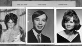 Pictured are Betty Lou Jensen, 16, David Faraday, 17, and Darlene Ferrin, 22, who California police investigators believe were killed by a serial killer calling himself the Zodiac Killer.
