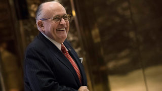Rudy Giuliani claims he