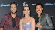 (L-R) Judges Luke Bryan, Katy Perry and Lionel Richie will return for season 2 of ABC's