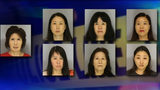 Seven Women Arrested in Georgia Massage Parlor Sting