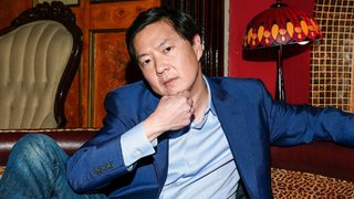 Ken Jeong stops stand up routine to help woman in medical emergency