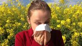 File photo of an allergy sufferer sneezing. (Photo credit: cenczi / Pixabay.com)