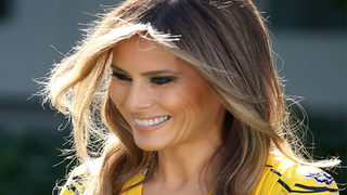 First lady Melania Trump released from hospital after undergoing kidney procedure