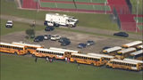 Santa Fe High School shooting: 10 dead, 13 injured, suspect arraigned on capital murder charges
