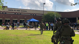 Who is Dimitrios Pagourtzis, suspect in the Texas high school shooting