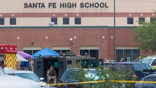 Accused Santa Fe shooter won
