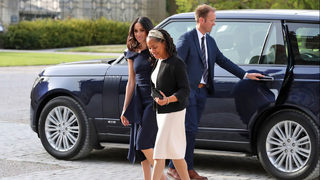 Photos: Meghan Markle, Prince Harry arrive for royal wedding