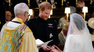Royal Wedding: Meghan Markle, Prince Harry wed