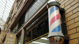 Barber throws man who complained about haircut through window