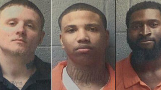 South Carolina authorities searching for 3 escaped inmates