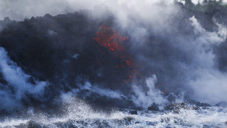 Photos: Hawaii Kilauea volcano eruption