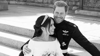 Royal wedding: Official photos of Prince Harry, Meghan Markle released