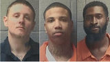 South Carolina Police Search For  Escaped Inmates
