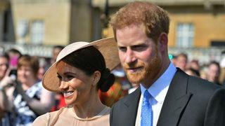 PHOTOS: Newlyweds Prince Harry, Meghan Markle attend Prince Charles