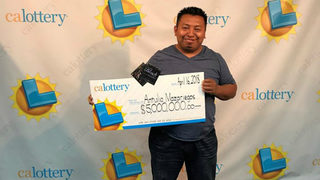 Man wins millions off 4 scratch cards in 6 months