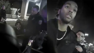 NBA rookie player Sterling Brown arrest video released by Milwaukee police