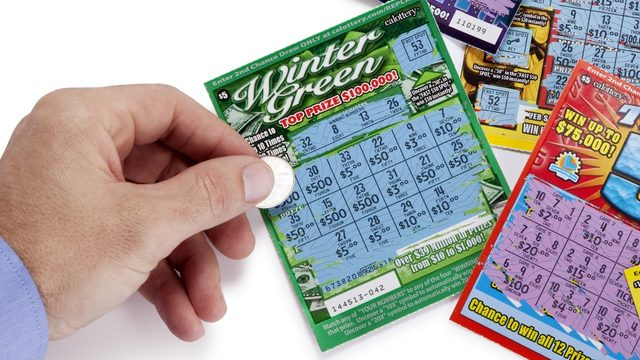 22-year-old uses 'odd' strategy to win $2 million on lotto scratch
