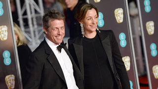 Hugh Grant marries producer Anna Eberstein, reports say