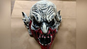 Police released this picture of the mask the man wore (Via ActionNewsJax.com)