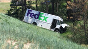 FedEx truck leads police on high-speed chase from Bellevue to