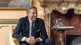 Howard Schultz photographed in Milan, Italy in February 2016 (Photo: Business Wire/AP)
