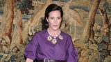 Designer Kate Spade pictured in 2007. Spade was found dead in New York in 2018.