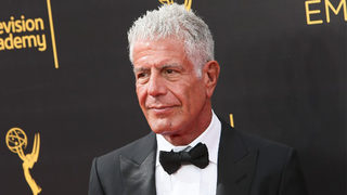 Anthony Bourdain to be honored with 'food trail