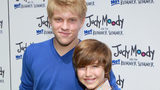 Actor and singer-songwriter Jackson Odell, left, was found dead at his California home on June 8. He was 20. Photo: David Livingston/Getty Images