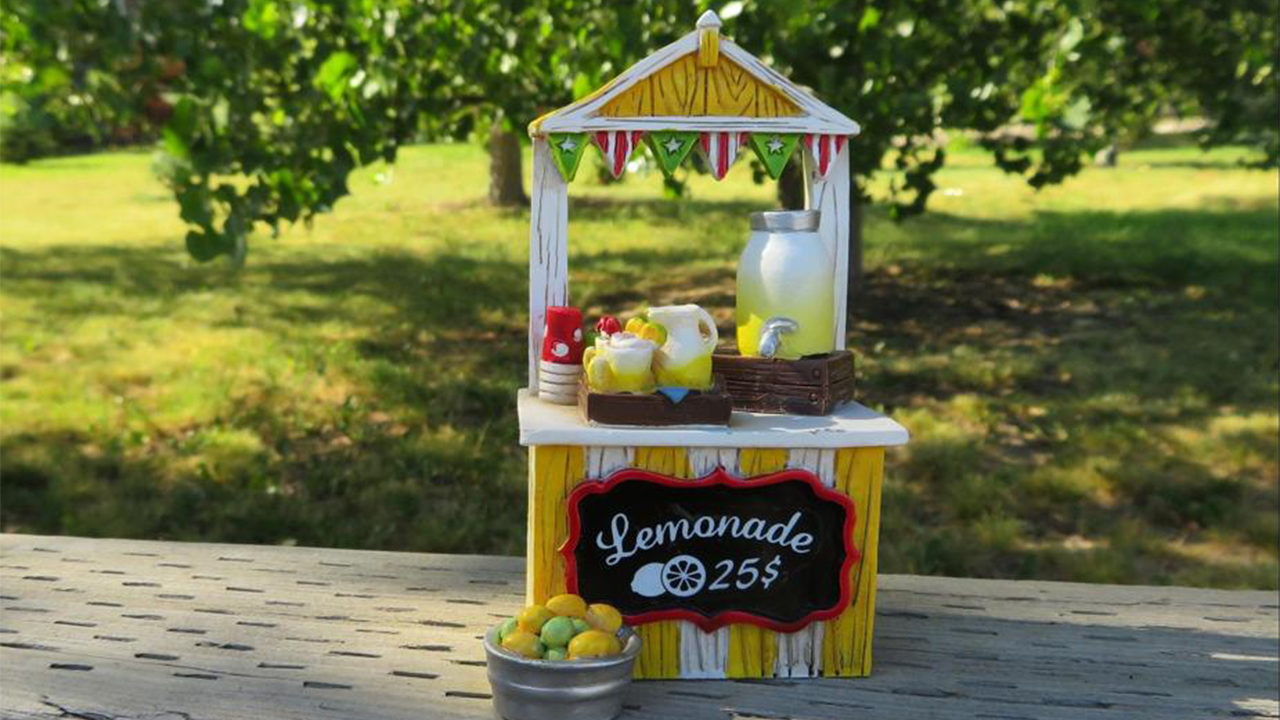 Country Time Lemonade To Help Kids Cited For Illegal Drink Stands